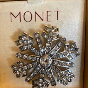Monet Brouch